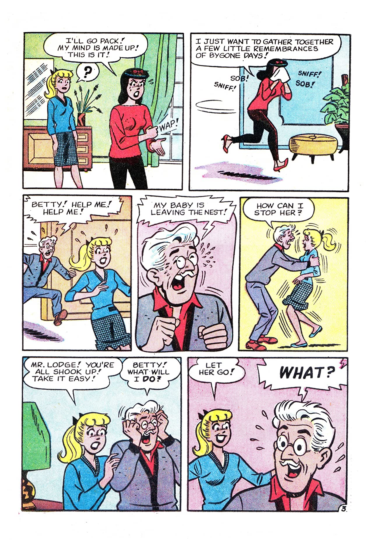 Archie's Girls Betty & Veronica No.87