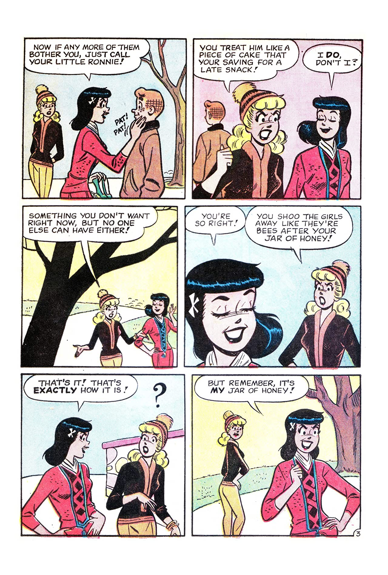 Archie's Girls Betty & Veronica No.88
