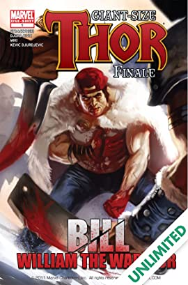 Thor (2007-2011): Giant-Size Finale #1