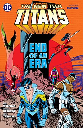New Teen Titans (1980-1988) Vol. 11