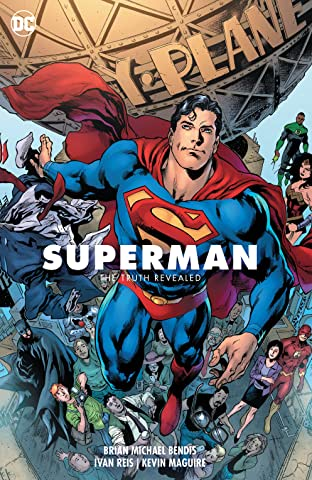 Superman (2018-) Tome 3: The Truth Revealed