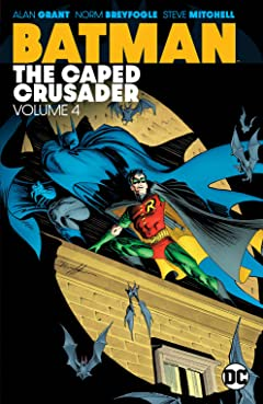 Batman: The Caped Crusader Tome 4