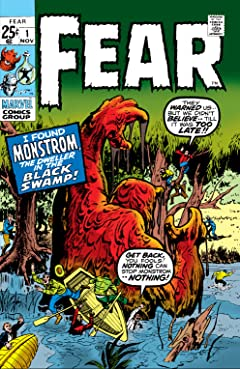 Adventure Into Fear (1970-1975) #1