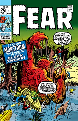 Adventure Into Fear (1970-1975) No.1