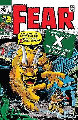 Adventure Into Fear (1970-1975) #2