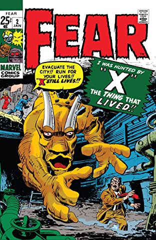 Adventure Into Fear (1970-1975) No.2
