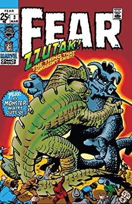 Adventure Into Fear (1970-1975) #3