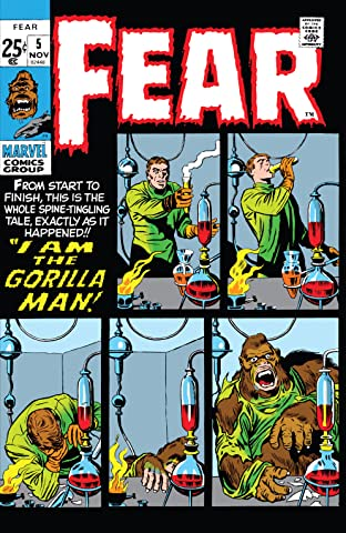 Adventure Into Fear (1970-1975) No.5