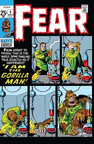Adventure Into Fear (1970-1975) #5
