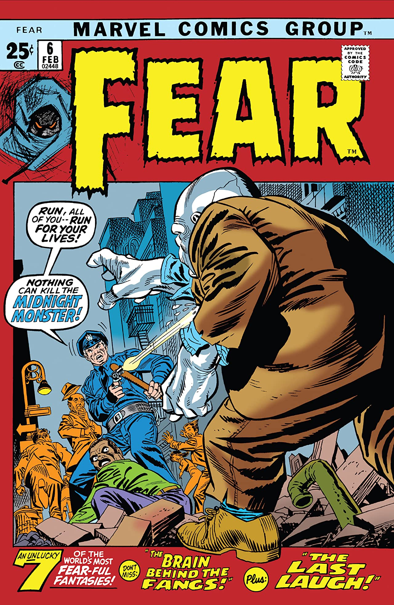 Adventure Into Fear (1970-1975) #6