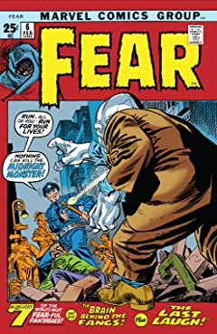Adventure Into Fear (1970-1975) #6