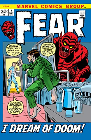 Adventure Into Fear (1970-1975) #7