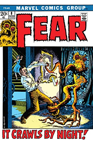 Adventure Into Fear (1970-1975) #8