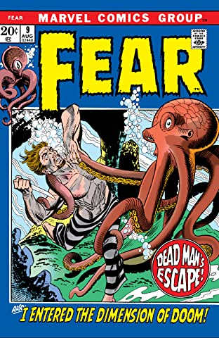Adventure Into Fear (1970-1975) No.9