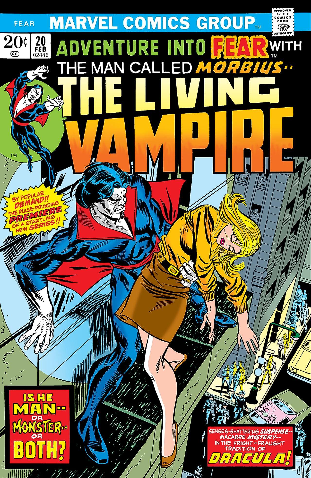 Adventure Into Fear (1970-1975) #20