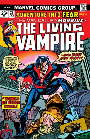 Adventure Into Fear (1970-1975) #23