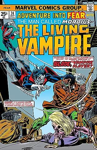 Adventure Into Fear (1970-1975) #24