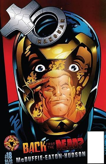 X-O Manowar (1996-1998) #18