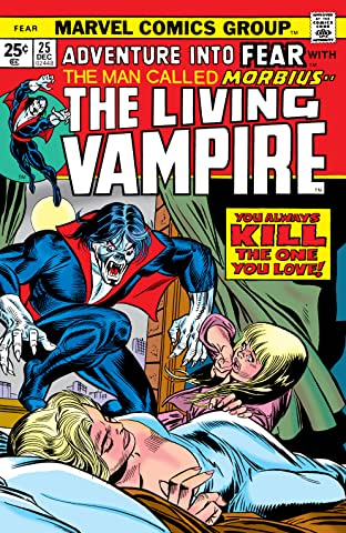 Adventure Into Fear (1970-1975) #25