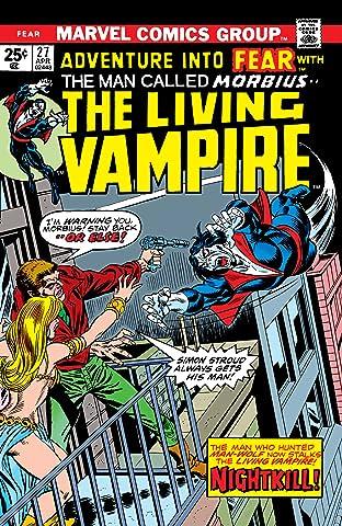 Adventure Into Fear (1970-1975) #27