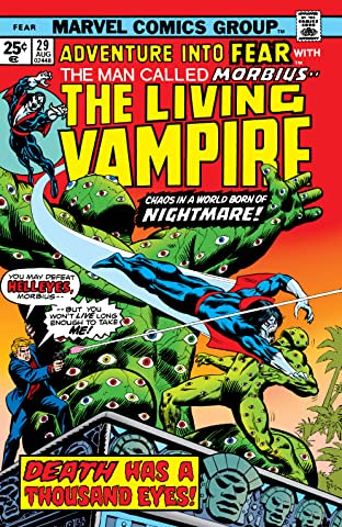 Adventure Into Fear (1970-1975) #29