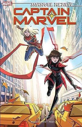 Marvel Action Captain Marvel (2019-2020) #4