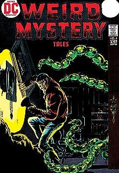 Weird Mystery Tales (1972-1975) #4