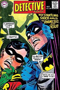 Detective Comics (1937-2011) #380