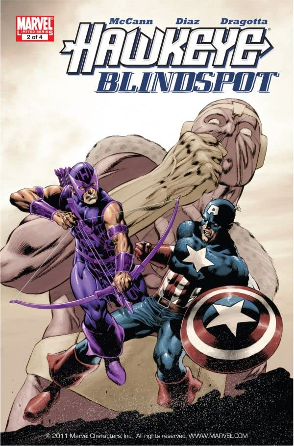 Hawkeye: Blind Spot #2 (of 4)