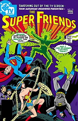 Super Friends (1976-1981) #12