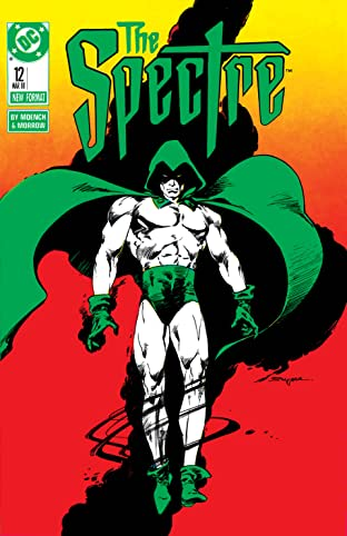 The Spectre (1987-1989) #12
