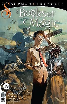 Books of Magic (2018-) #19