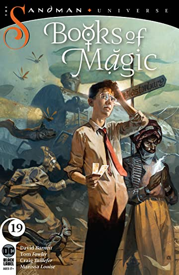 Books of Magic (2018-) #19