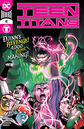 Teen Titans (2016-) #41