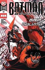 Batman Beyond (2016-) #43