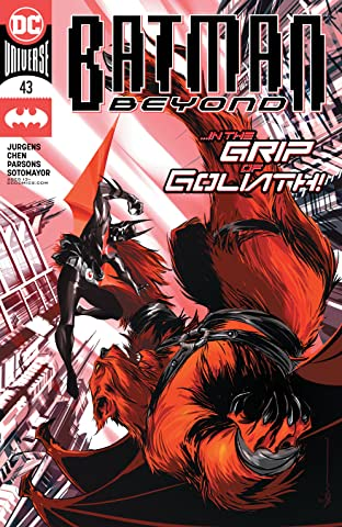 Batman Beyond (2016-) #43
