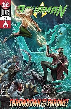 Aquaman (2016-) No.59