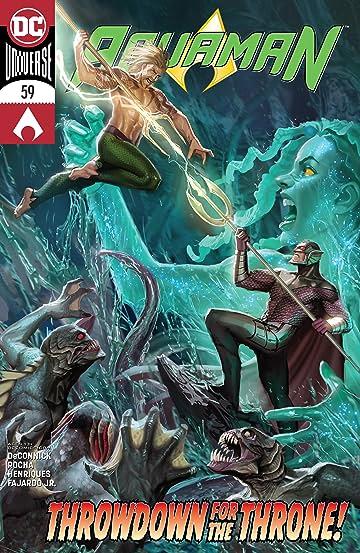 Aquaman (2016-) #59