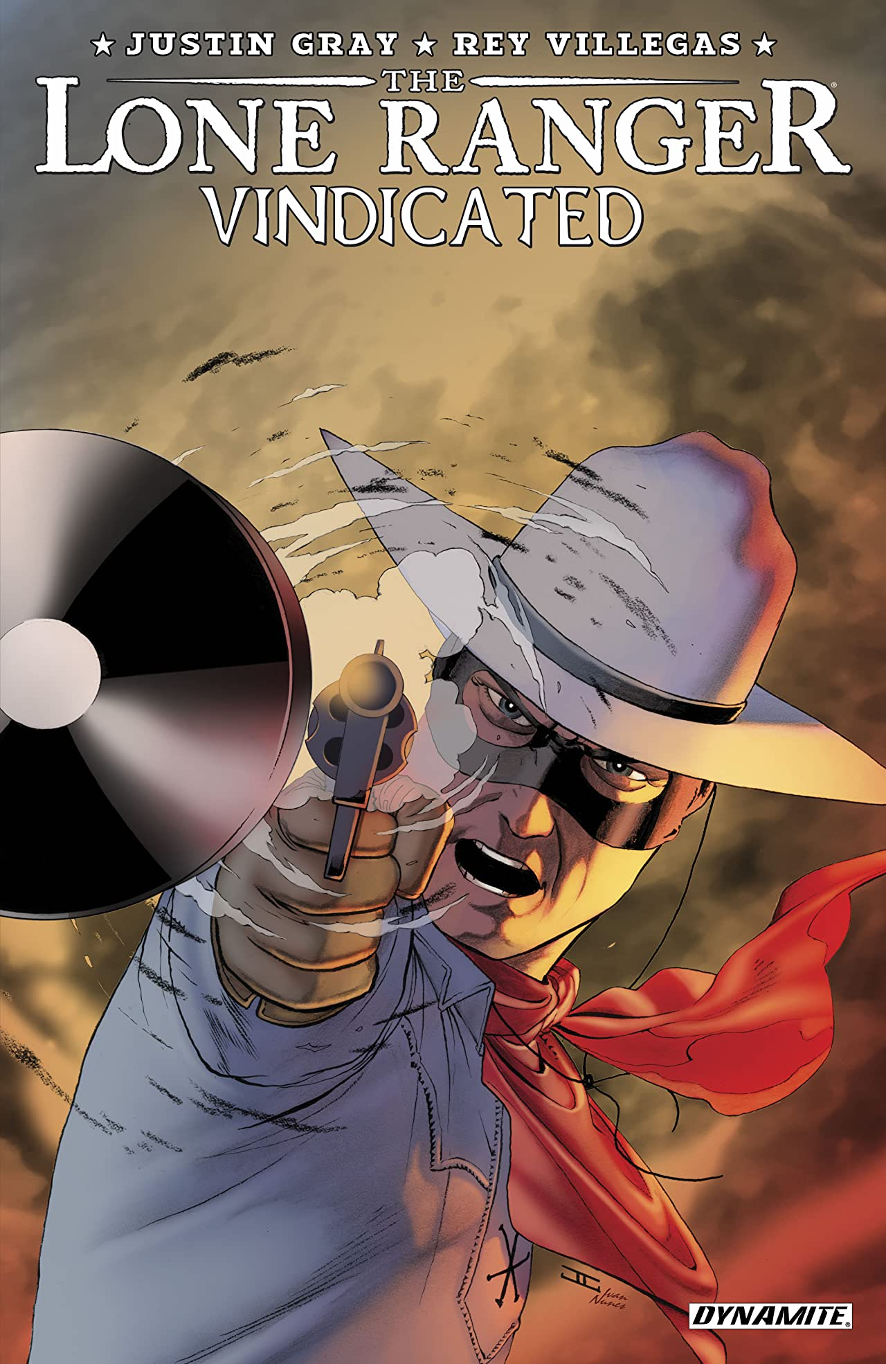 The Lone Ranger: Vindicated