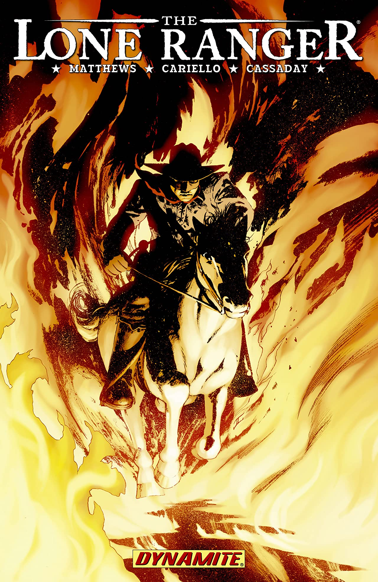 The Lone Ranger Vol. 3: Scorched Earth