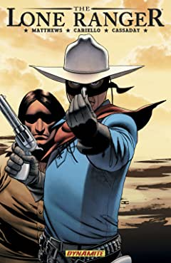 The Lone Ranger Vol. 4: Resolve