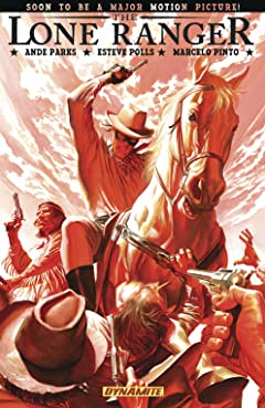 The Lone Ranger Tome 5: Hard Country