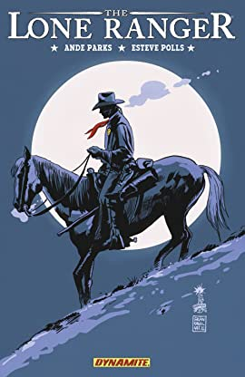 The Lone Ranger Vol. 7: Back East