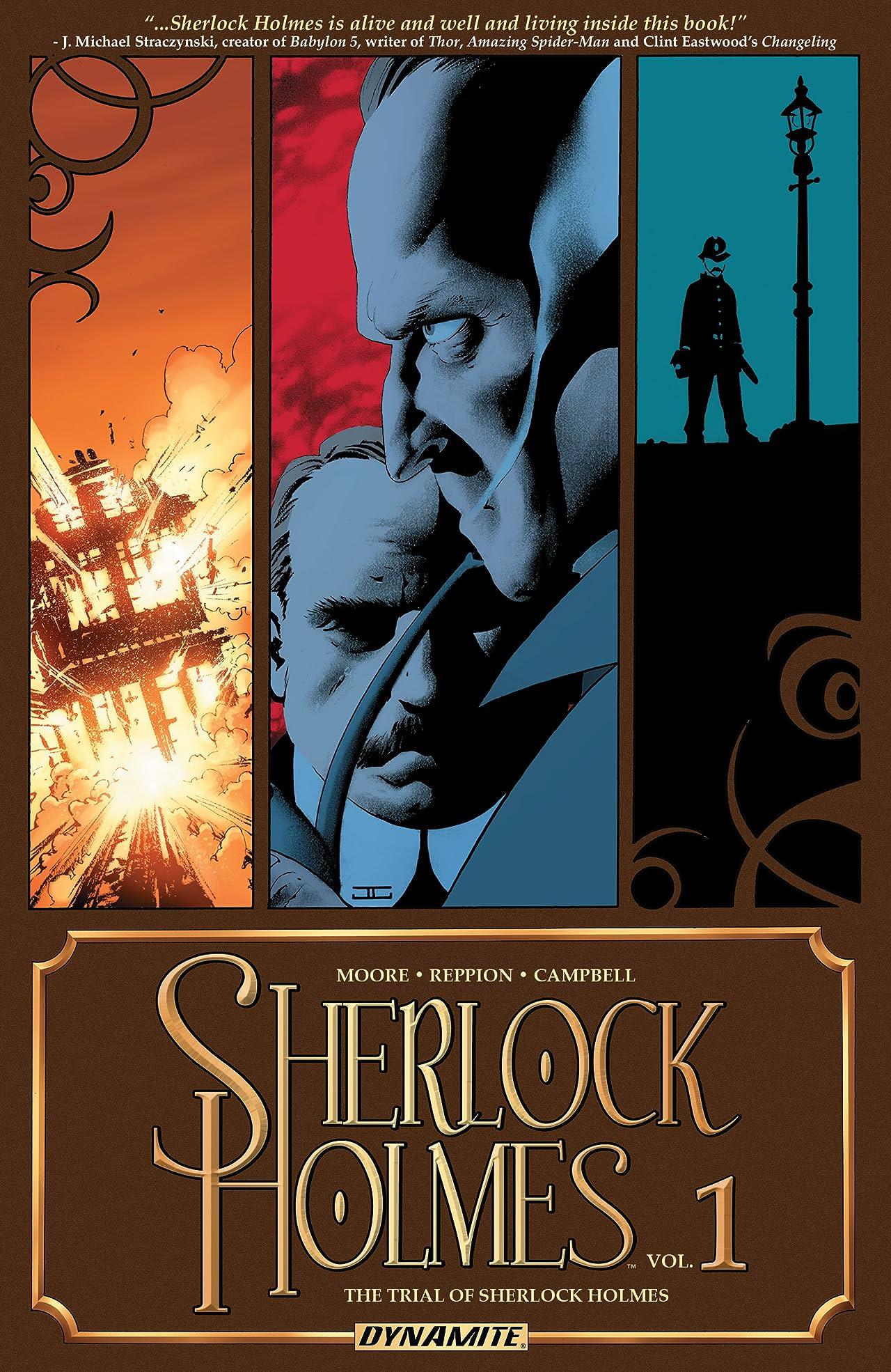 Sherlock Holmes Tome 1: The Trial of Sherlock Holmes