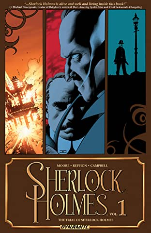 Sherlock Holmes Tome 1: The Trial of Sherlock Holmes