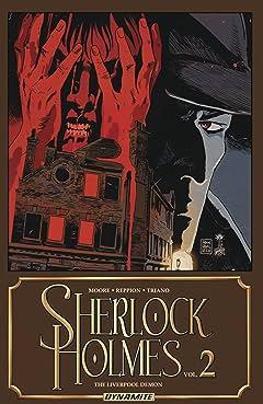 Sherlock Holmes Vol. 2: The Liverpool Demon