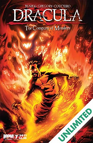 Dracula: The Company of Monsters #7