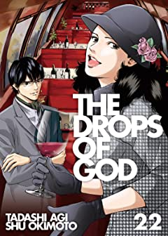 Drops of God (comiXology Originals) Tome 22