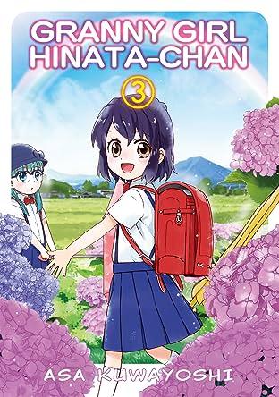 GRANNY GIRL HINATA-CHAN Vol. 3