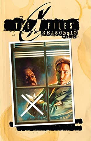 The X-Files: Season 10 Vol. 2